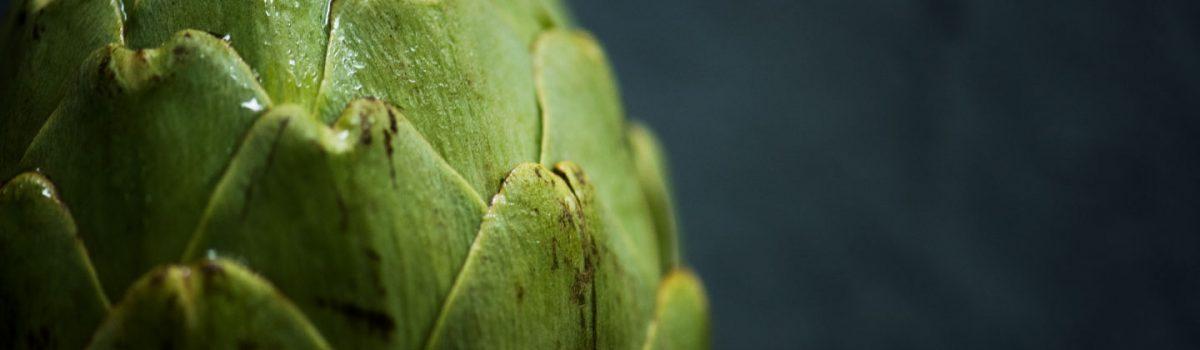 Alcachofa: Una flor para la digestión