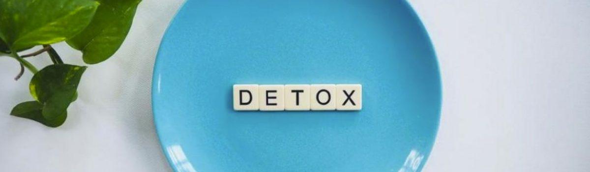 3 tipos de Detox para sanar tu cuerpo, mente y espíritu.